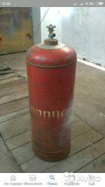 Баллон 50 литров