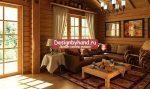 Дизайн деревянного дома в разных стилях
