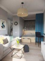 Дизайны маленьких квартир