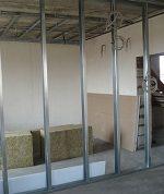 Как сделать стену из гипсокартона правильно