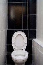 Как спрятать трубы в туалете с доступом