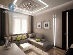 Красивый интерьер квартиры фото двухкомнатной