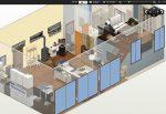 Моделирование квартиры онлайн 3д