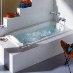 Ванна чугунная рокко фото
