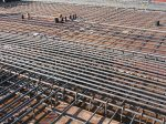 Виды бетонных перекрытий арматурная сетка