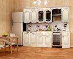 Виды кухонных гарнитуров фото