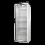 Холодильник со стеклянной дверью для дома