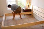 Кровати самодельные из дерева