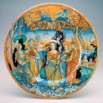 Майолика итальянская эпохи возрождения