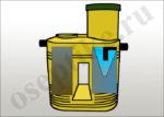 Отзывы септик тритон мини