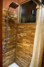 Самодельная душевая кабина своими руками в деревянном доме