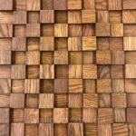 Деревянная панель декоративная