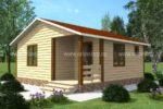 Каркасные дома 6 на 6 проекты фото