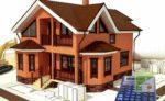 Сколько стоит дом построить кирпичный
